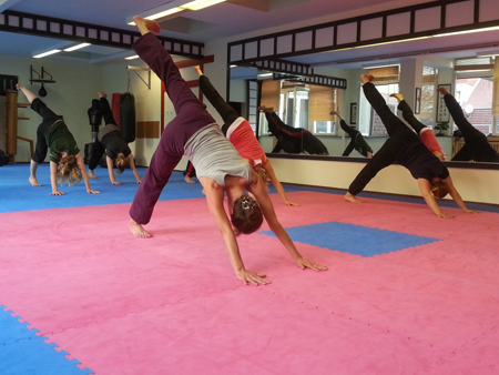 Power Yoga Budosportcenter V