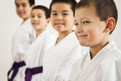 Shotokan Karate für Kinder